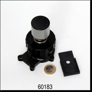 CP e4,-7,-900,-1 Startknopf+Überwurfmutter