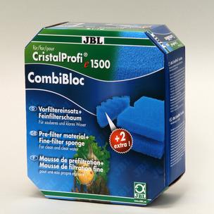 CristalProfi e1500 CombiBloc