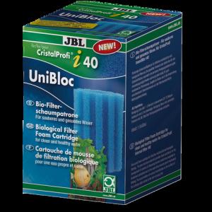 UniBloc CristalProfi i40, TekAir blue