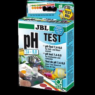 pH 7,4-9,0 Test Set