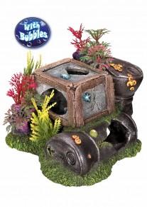 Akvárium dísz Dob & Box