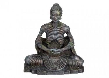 Akvárium dísz Szobor (Csontos Buddha) 28087