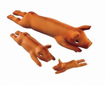 Kutyajáték latex malac