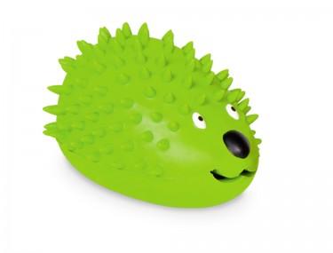 Kutyajáték snack süni zöld