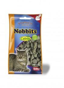 Nobbits Catnip jutalomfalat macskamentával