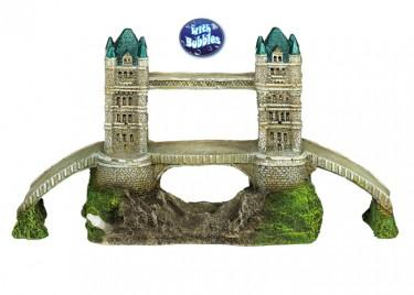 akváriumi dekor londoni híd