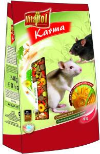 ZVP-0151 Komplett patkány eledel 400g