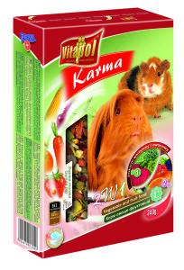 ZVP-1304 karma 2w1 warzywny i owocowy swinka kopia