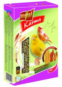 ZVP-2500 Karma kanarek pelnowartosciowy 2012 kopia