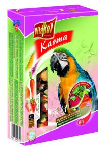 ZVP-2711 karma owoce warzywa papuga kopia