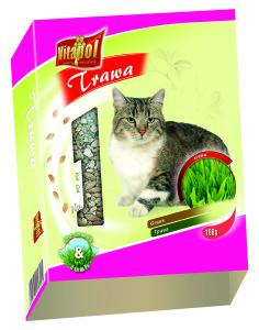ZVP-4800 Macska fű dobozban